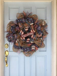 Patriotic Ideas For Veterans Day Decoration