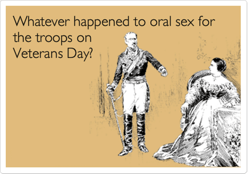 Printable Veterans Day Ecards