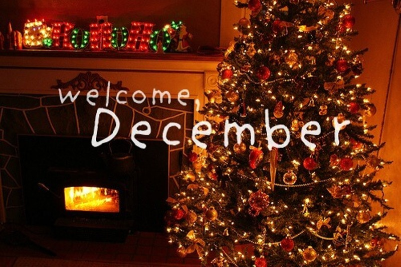 Quotes Welcome December