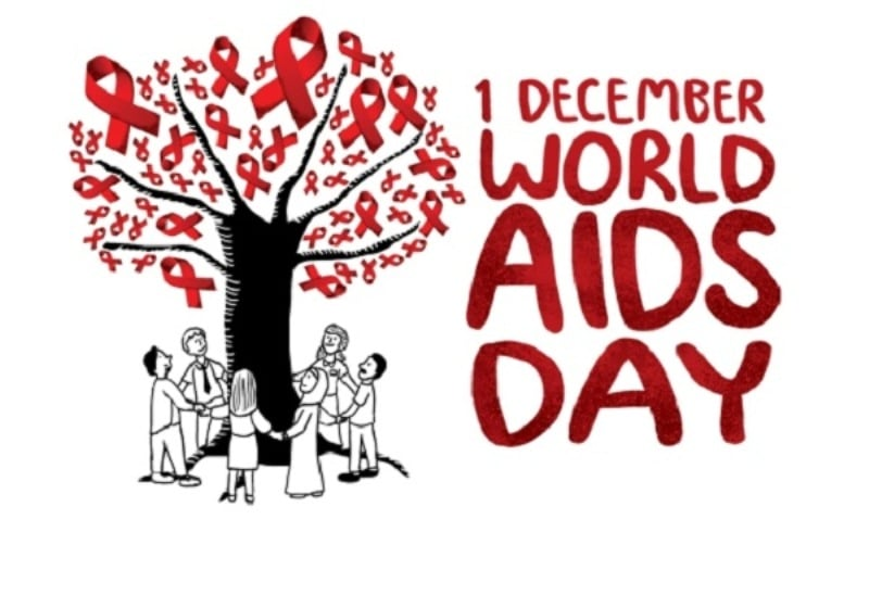 Sayings on AIDS Day