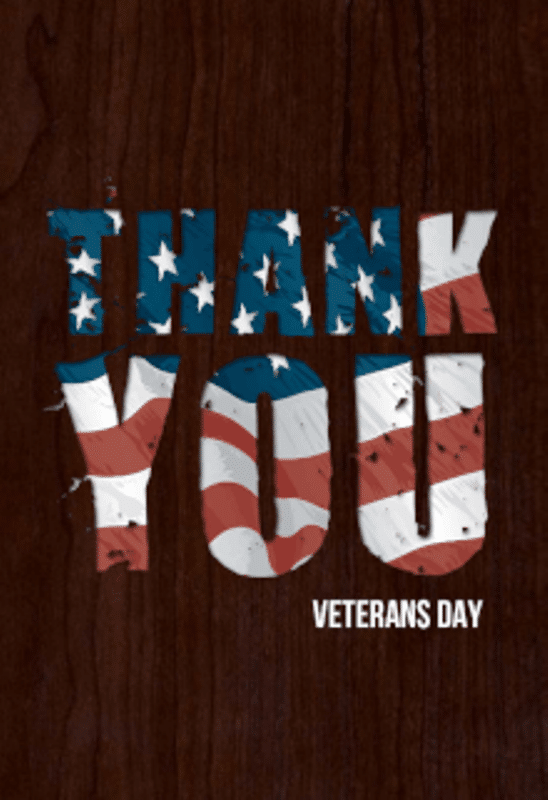 Thank You Veterans Day Ecards