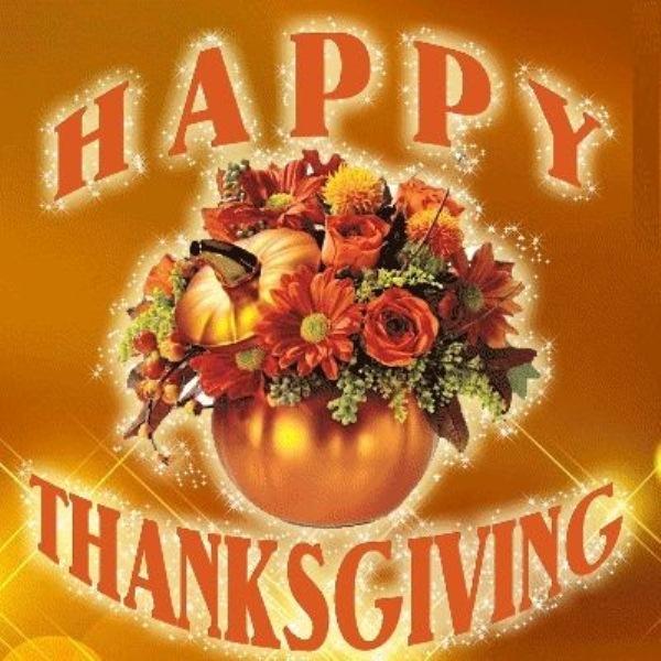 Thanksgiving 2017 Greetings