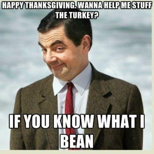 Thanksgiving Day Memes