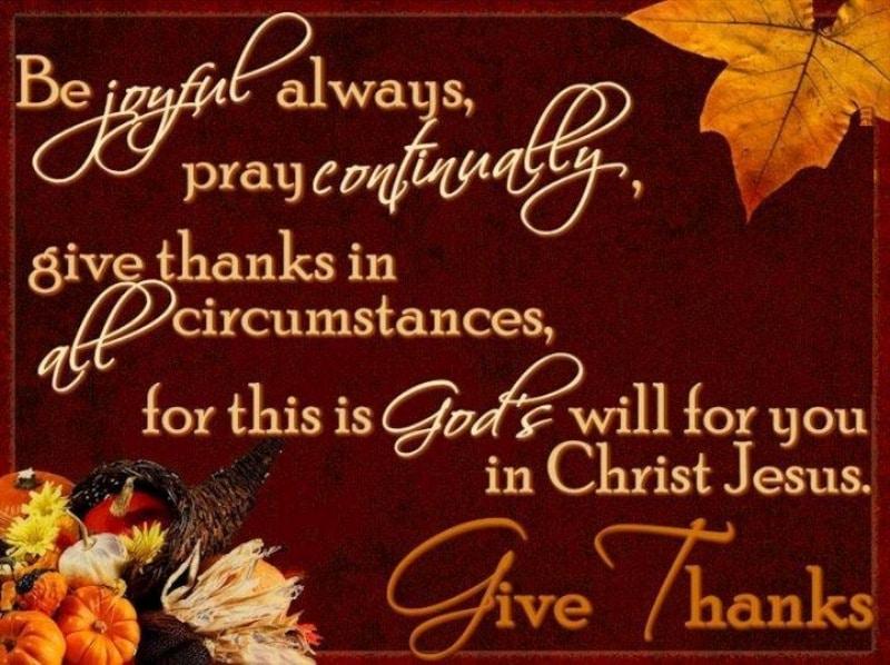 Thanksgiving Day Sayings