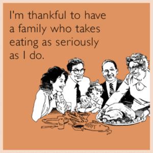 Thanksgiving Ecards Sayings