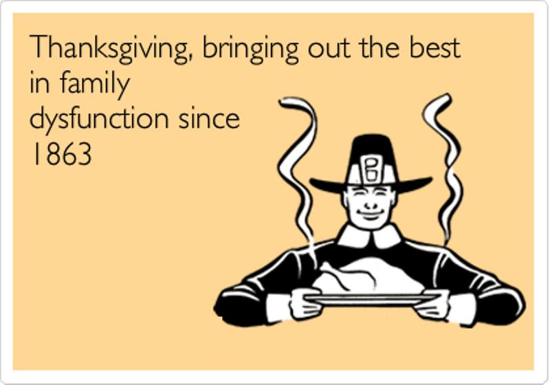 Thanksgiving Memes Facebook