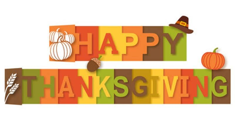 Thanksgiving Text