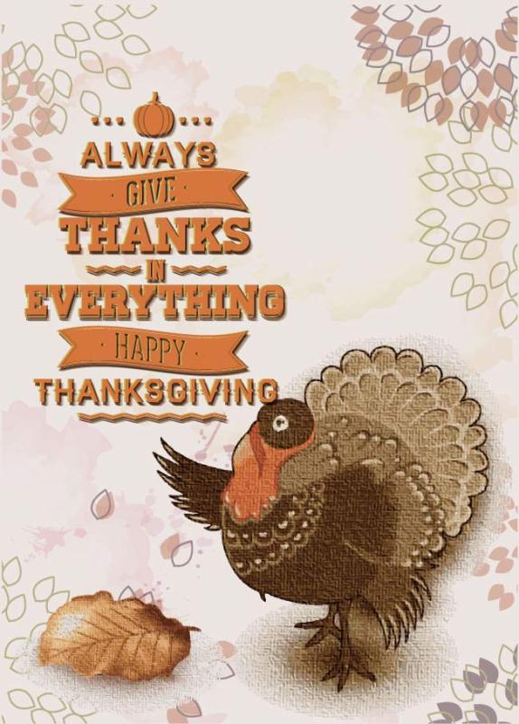 Thanksgiving Wishes 2017