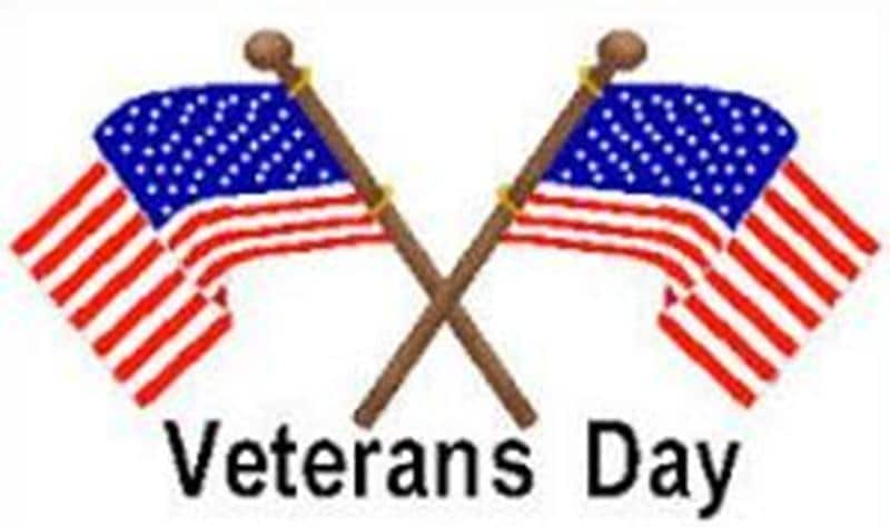 Veterans Day 2017 Clipart