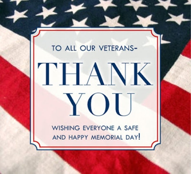 Veterans Day 2017 Status