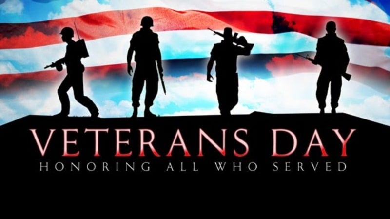 Veterans Day Banners Wallpapers