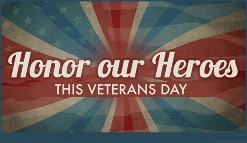 Veterans Day Ecards Online