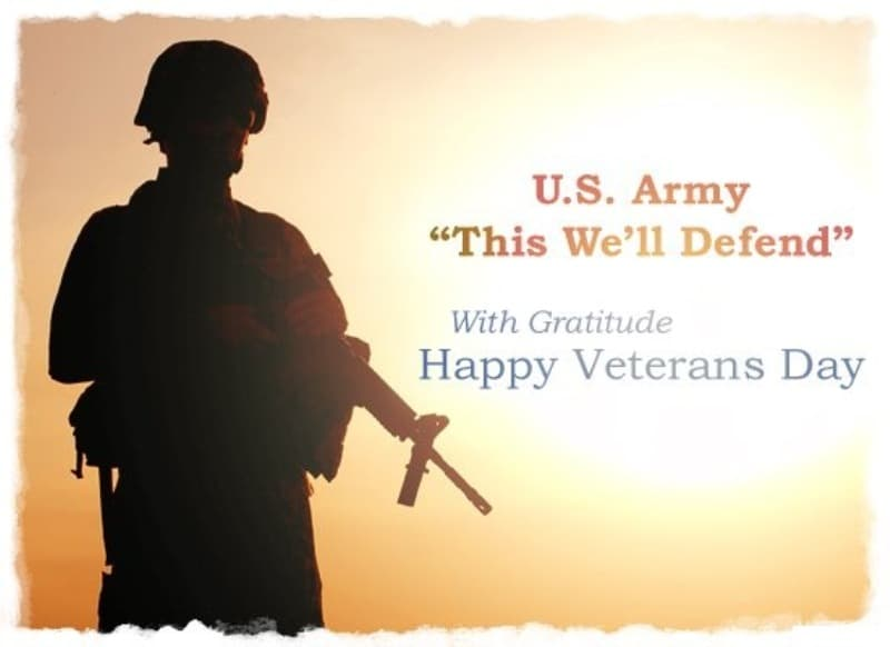 Veterans Day Ecards