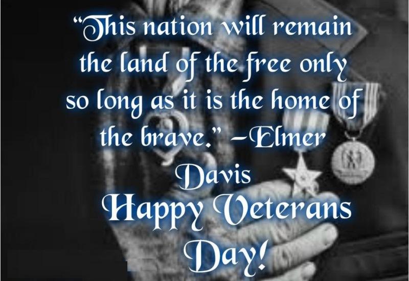 Veterans Day Memorable Slogans