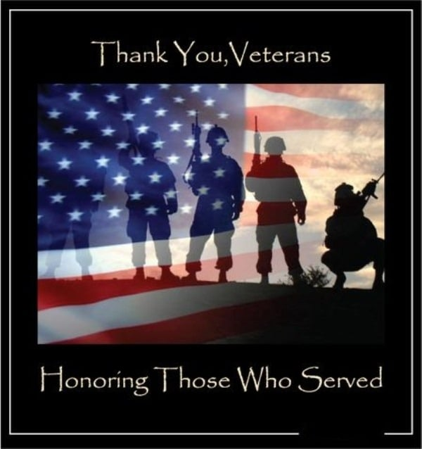 Veterans Day Patriotic Sayings