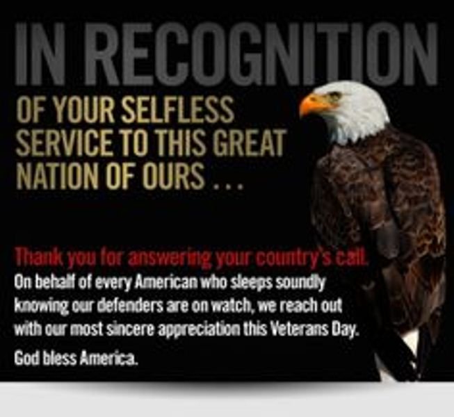 Veterans Day Quotes To Salute Heroes