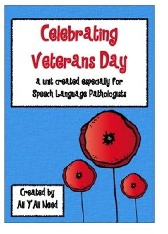 Veterans Day Speech For Kids