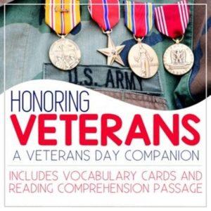 Veterans Day Thank You Speech