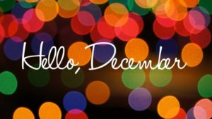 Welcome December Images, Pictures