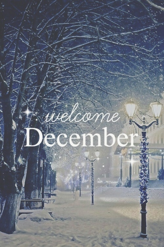 Welcome December Images, Quotes
