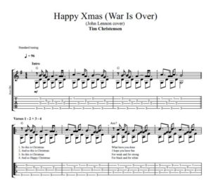 2017 Christmas Day Chords
