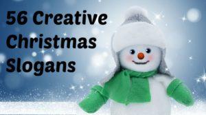 2018 Christmas Day Slogans