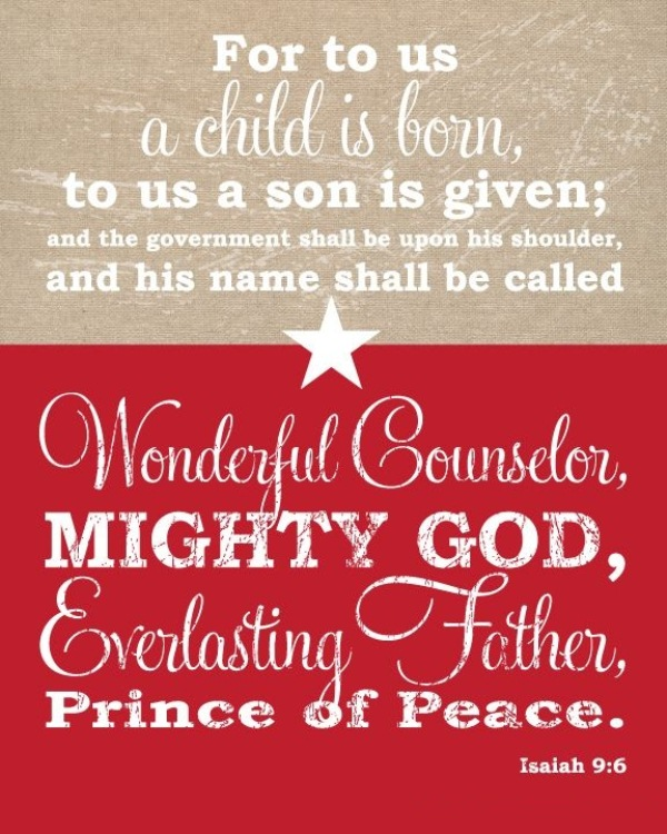 Christmas Bible Verses For Cards