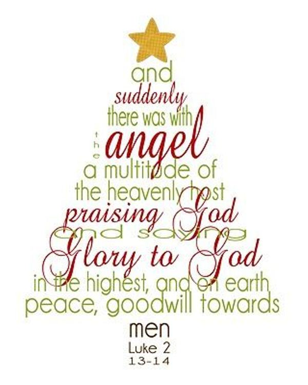 Christmas Day Bible Verses