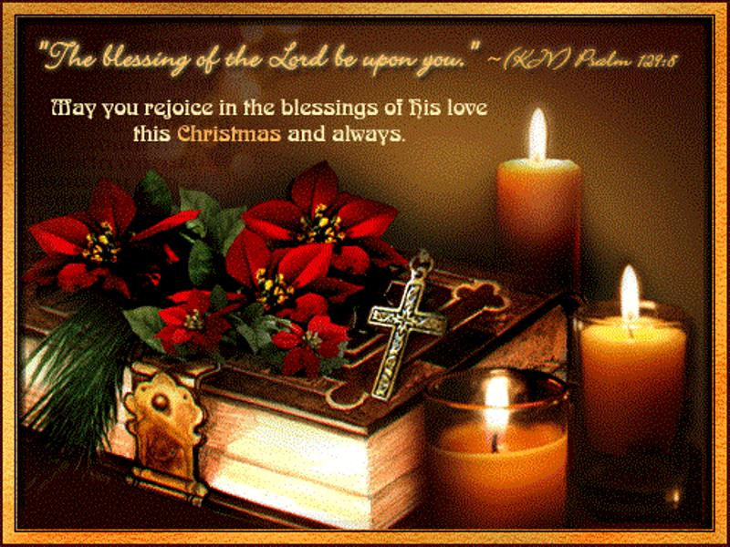 Christmas Day Blessings