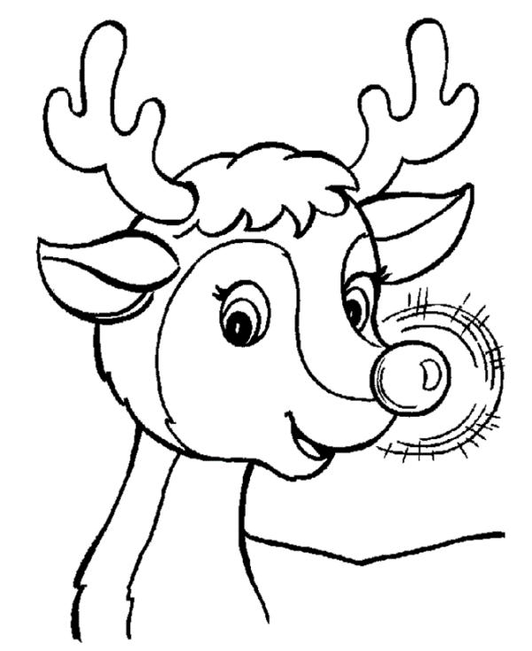 Christmas Day Coloring Pages