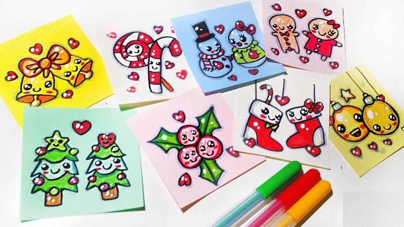 Christmas Day Drawings 2017