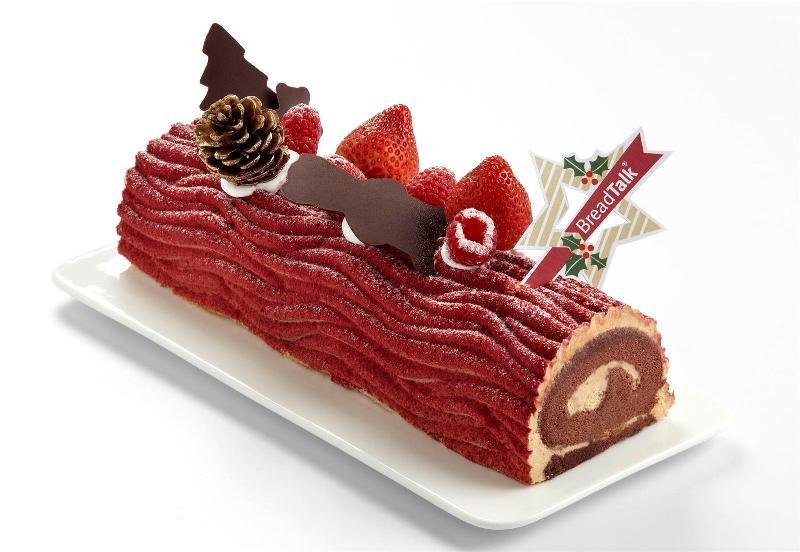 Christmas Logo Cake