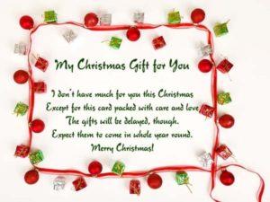 Christmas Rhymes Funny