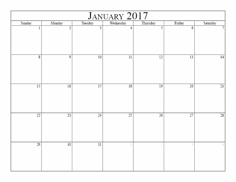 February 2018 Calendar Template Free Download Free Hd Images