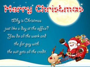 Funny Happy Christmas Slogans