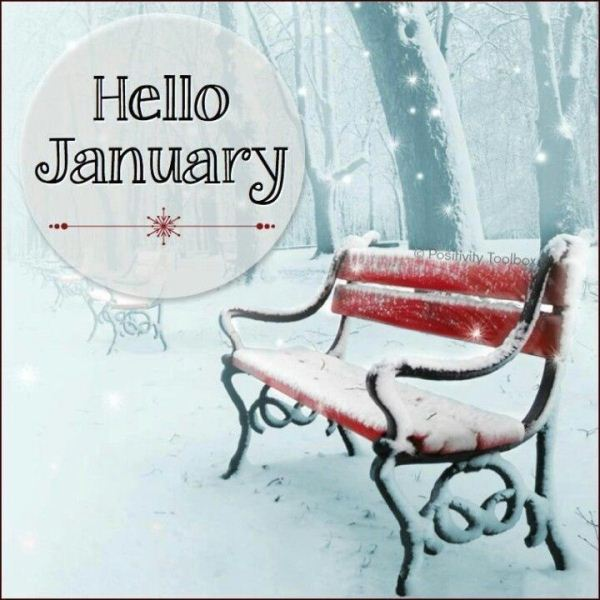 Goodbye December Hello January Quotes