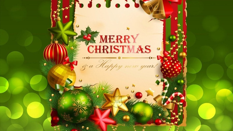 Happy Christmas Background Images