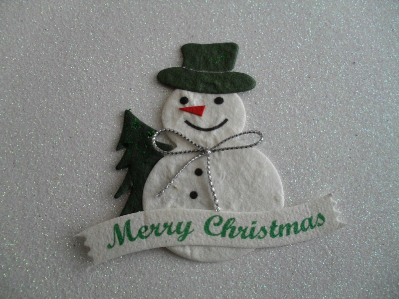 Happy Christmas Crafts