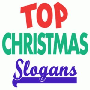 Happy Christmas Day Slogans