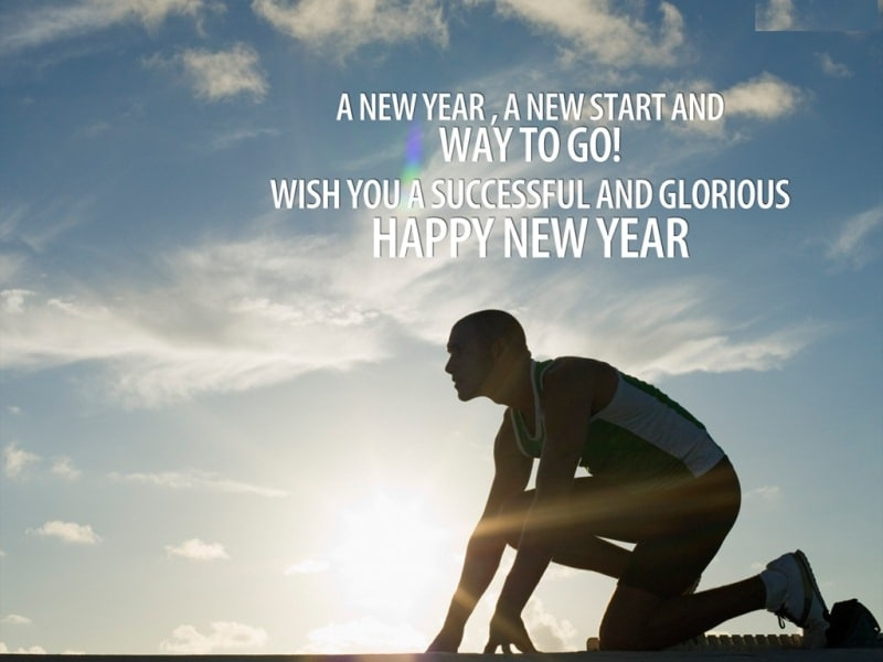 Happy New Year Motivational Quotes - Free HD Images