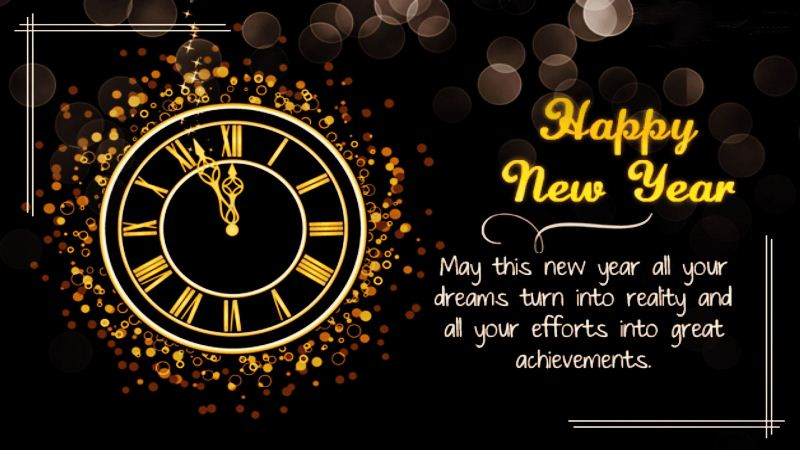 Happy New Year Quotes HD