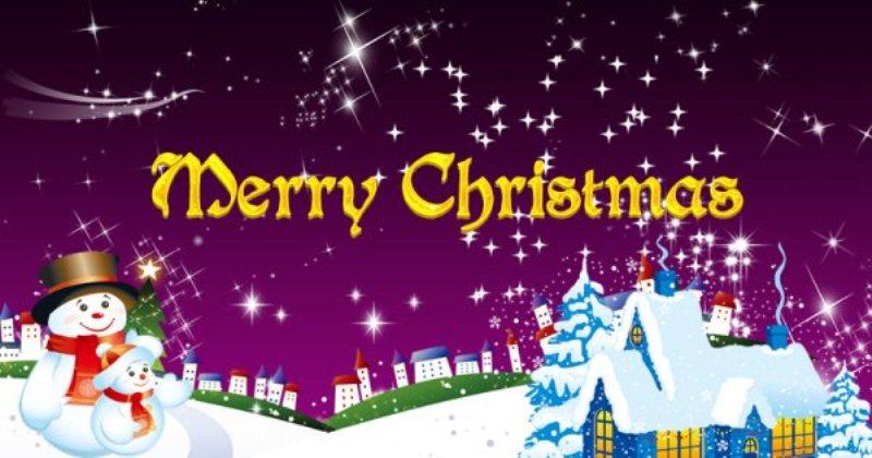 Merry Christmas Animated Gif