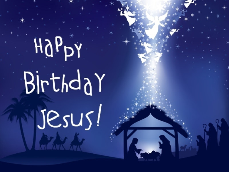 Merry Christmas Jesus Gif
