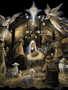 Merry Christmas Jesus Image