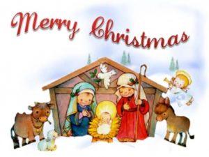 Merry Christmas Jesus Quotes