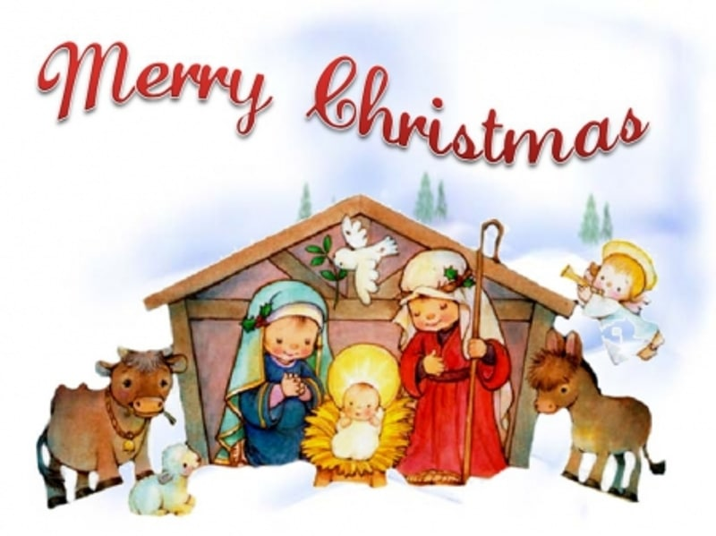 Merry Christmas Jesus Quotes