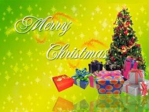 Merry Christmas SMS in Gujarati