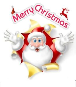 Merry Christmas Santa Claus Images