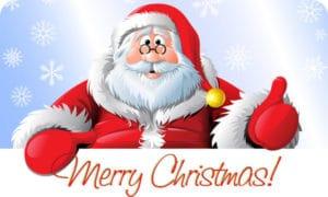 Merry Christmas Santa Clause Pics