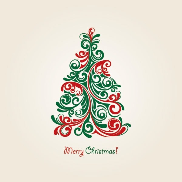 Merry Christmas Vector Pictures